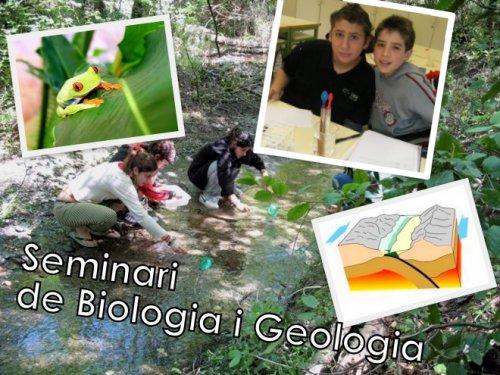 Seminari de biologia i geologia