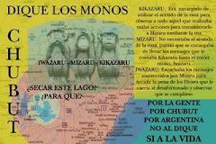 Autoconvocados de Sarmiento por el No al proyecto Dique los Monos