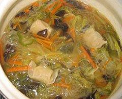 餃子の中華スープ レシピ
