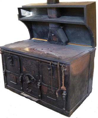 Monarch Malleable Steel Range c.1910 – Canadian Antique Stoves