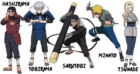 Decision! Tenth Hokage's Strongest Predcessor Hokages