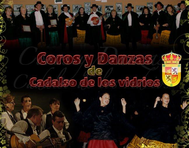 COROS Y DANZAS DE CADALSO DE LOS VIDRIOS