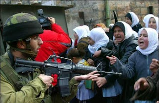 Serangan Israel ke Palestina