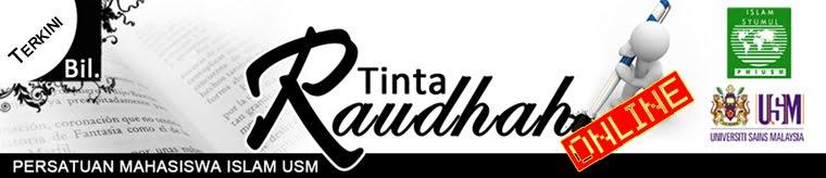 TINTA RAUDHAH
