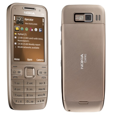 Product Latest Price: Nokia E52 Price in India