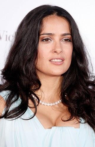 Models Biography: Salm... Salma Hayek Husband Occupation