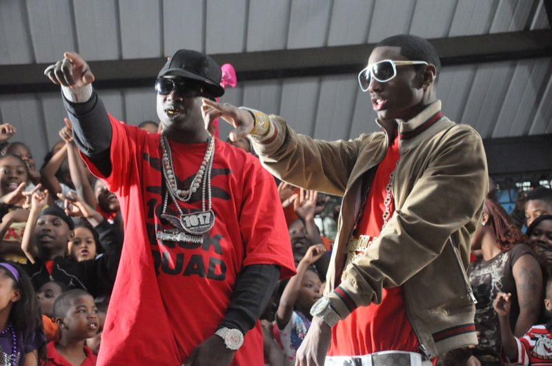 Soulja Boy Gucci Mane