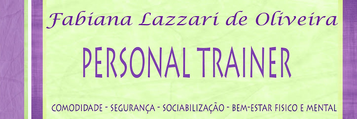 Fabiana Lazzari - Personal Trainer
