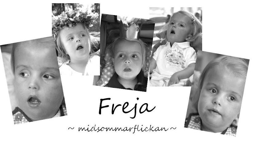 Freja - midsommarflickan