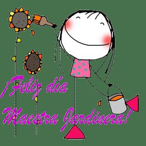 Mi Sala Amarilla Palabras Para Una Maestra Jardinera