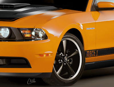 c500 mustang. Rendered: 2011 Mustang Mach 1
