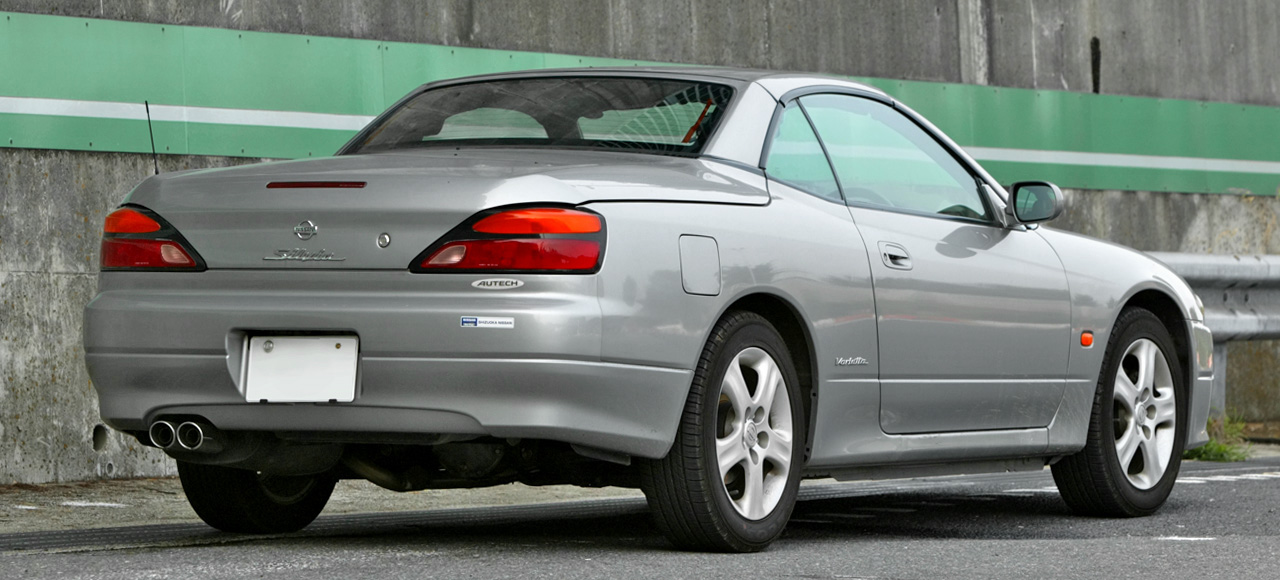 Besides Coupe, Nissan Also Produced Limited Edition Version Called Silvia  Varietta (convertible). However, The Variettau0027s A NON TURBO Version (SR20DE)