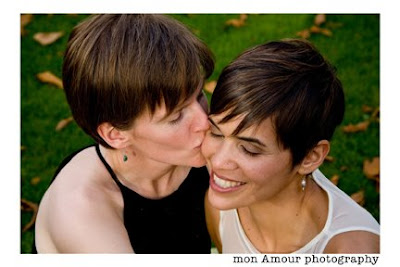 making out in the grass