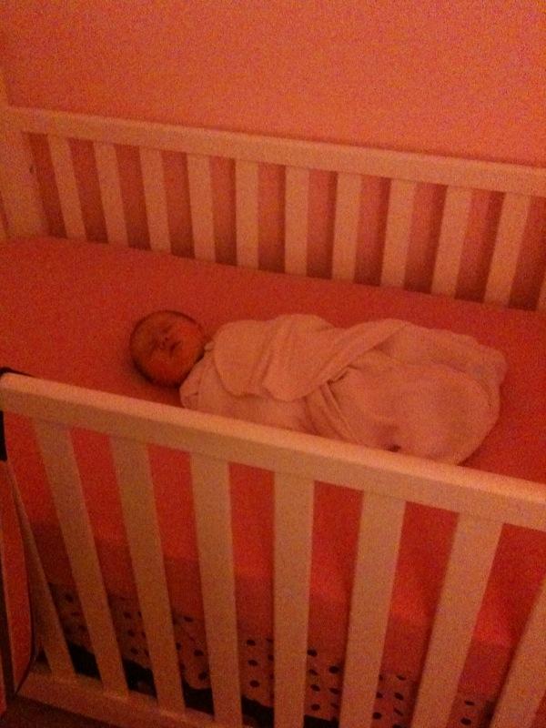 [sleep+in+crib]