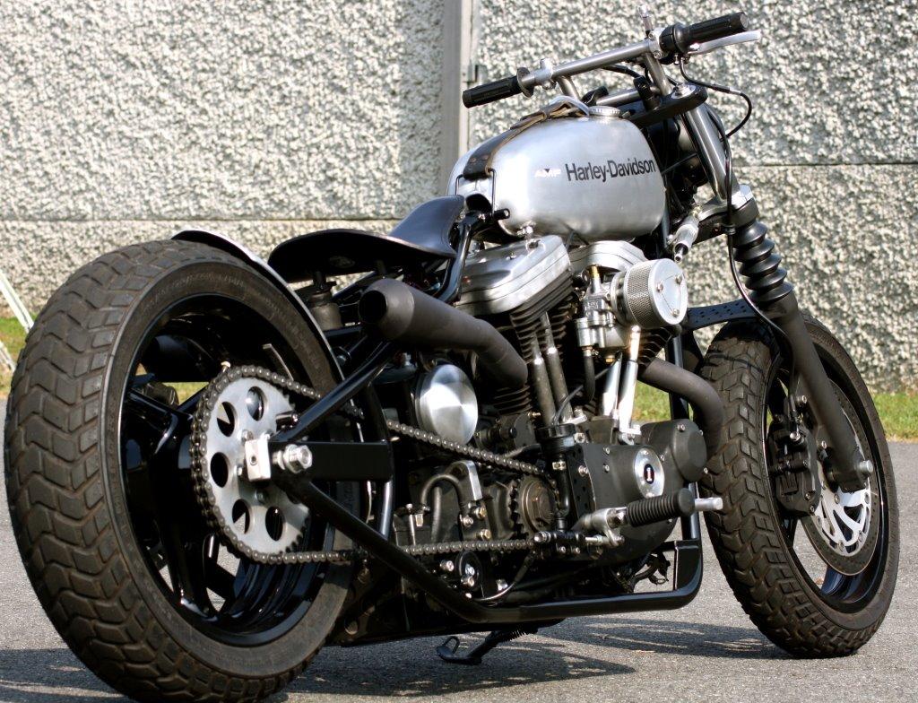 Harley-Davidson Bobber Motorcycles