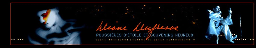 Diane Dufresne   |   Poussières d'étoile et souvenirs heureux