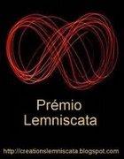 """Selo """"Prémio Lemniscata"""""""