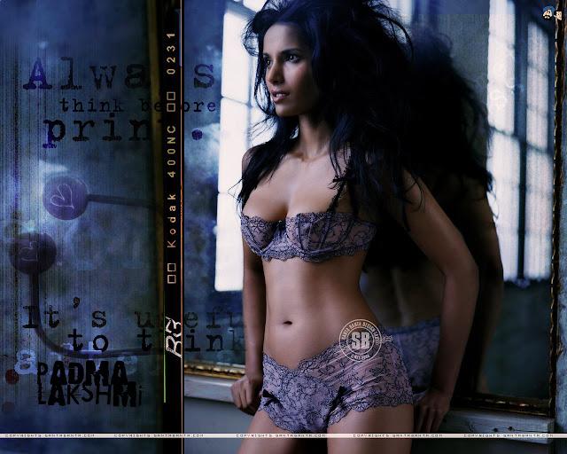 Padma Lakshmi Hot & Sexy Images