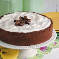 Mocha Truffle Cheesecake Recipe
