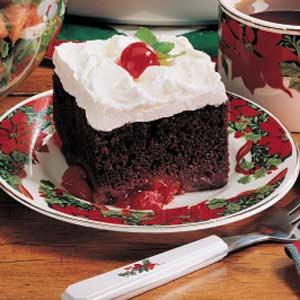 Easy Gourmet Black Forest Torte Recipe