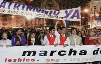 Argentina mismos derechos LGBT