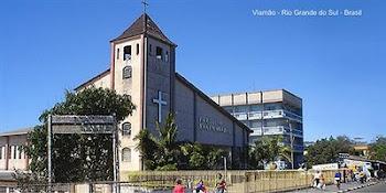 Igreja Católica da Santa Isabel-Viamão-RS