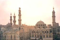 الجامع الأزهر - القاهرة - مصر