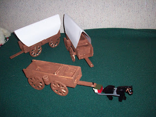 Pioneer Wagon Craft