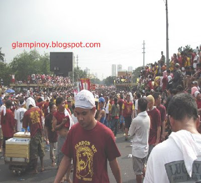 image of the Black Nazarene Festival