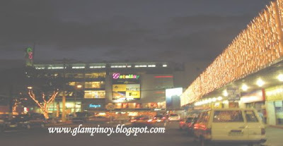 Cubao at Night