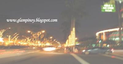 Cubao by nightfall