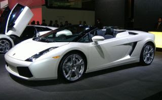 A Lamborghini Gallardo Needs Serious Fuel
