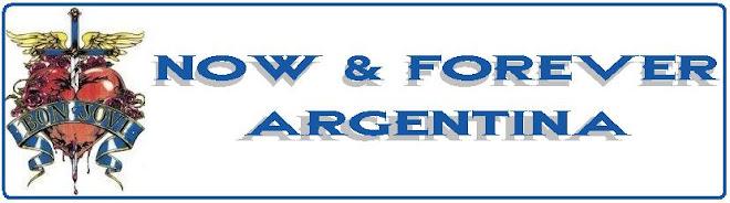 BON JOVI Now & Forever Argentina