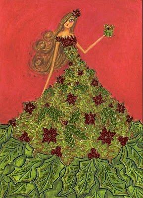Inspire Bohemia Christmas Cards And Treats