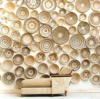 Inspire bohemia beautiful wall decor and art plates part i - Decor wall plates ...