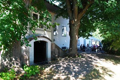 Olle Nyman's Atelier in Saltsjö-Duvnäs in Sweden