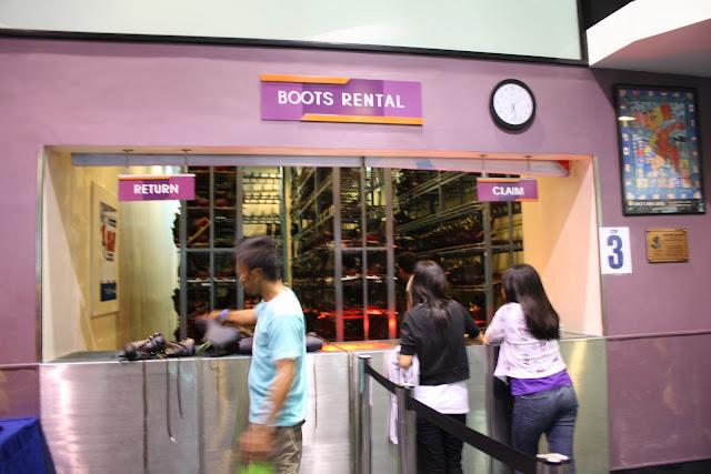 Locker Room Boots