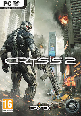 Categoria jogos de pc, Capa Download Crysis 2 BETA (PC)
