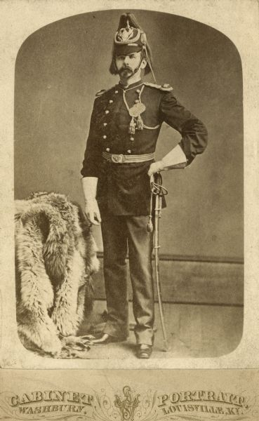 Captain Myles Keogh 1872