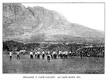 England vs Cape Colony 1891