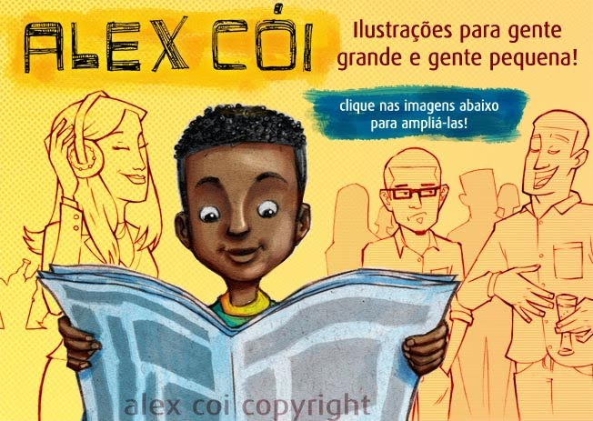 Alex Cói Ilustrador