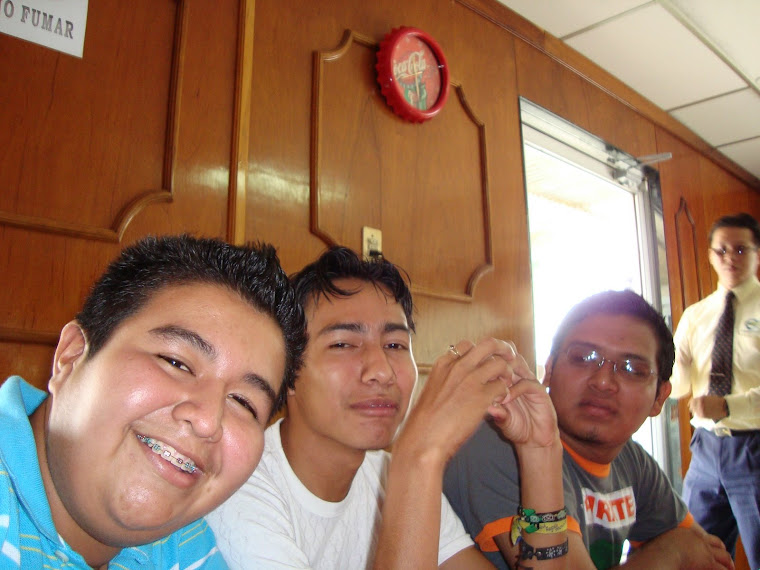 ALFREDO,JAZEN Y ALAN