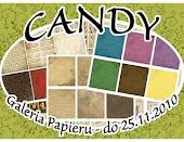 Candy w Galerii Papieru