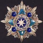 Grand Star of the Order of the Republic of Neues Sudland