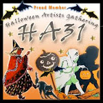 Proud Member of Halloween Artist Gathering On Ebay