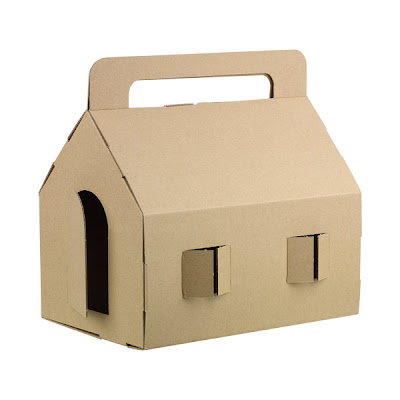 This craft house box from Muji is simply too cute. Think this will