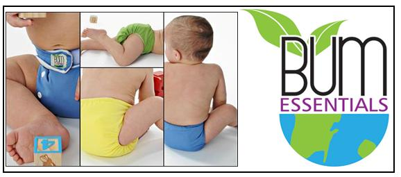 Bum Essentials Cloth Diapers
