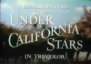 (Movie) Under California Stars