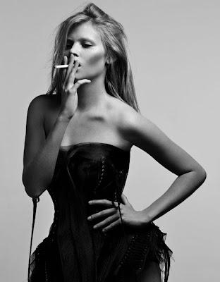 Vogue Paris 3/2010 Anja Rubik Candice Swanepoel Brooke Shields