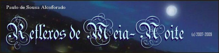 Reflexos de Meia-Noite: Poesia / Prosa / Escrita